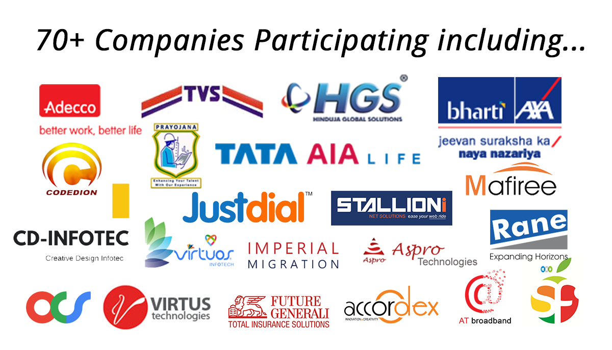 Ecolleague JobFair Participating companies